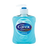 Click for a bigger picture.250ML Carex Anti Bacterial Liquid Handsoap