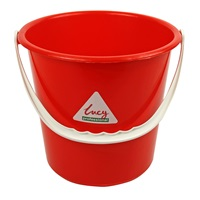 Click for a bigger picture.xx Red 2 Gallon Buckets