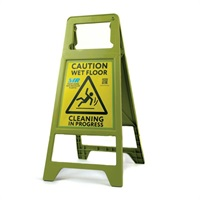 Click for a bigger picture.xx ''Caution Wet Floor'' Sign