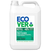 Click for a bigger picture.Ecover Toilet Cleaner Pine + Mint 5LTR