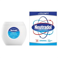 Click for a bigger picture.Neutradol Gel Air Freshener